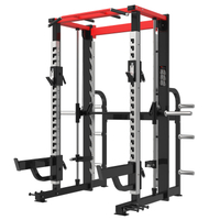HS-1027C Smith Machine with Power Rack
