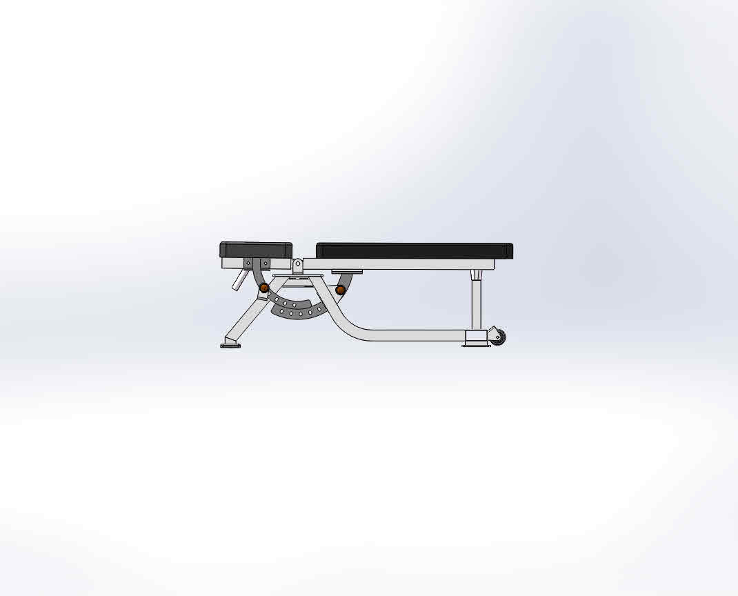 FW-2028 Adjustable Bench