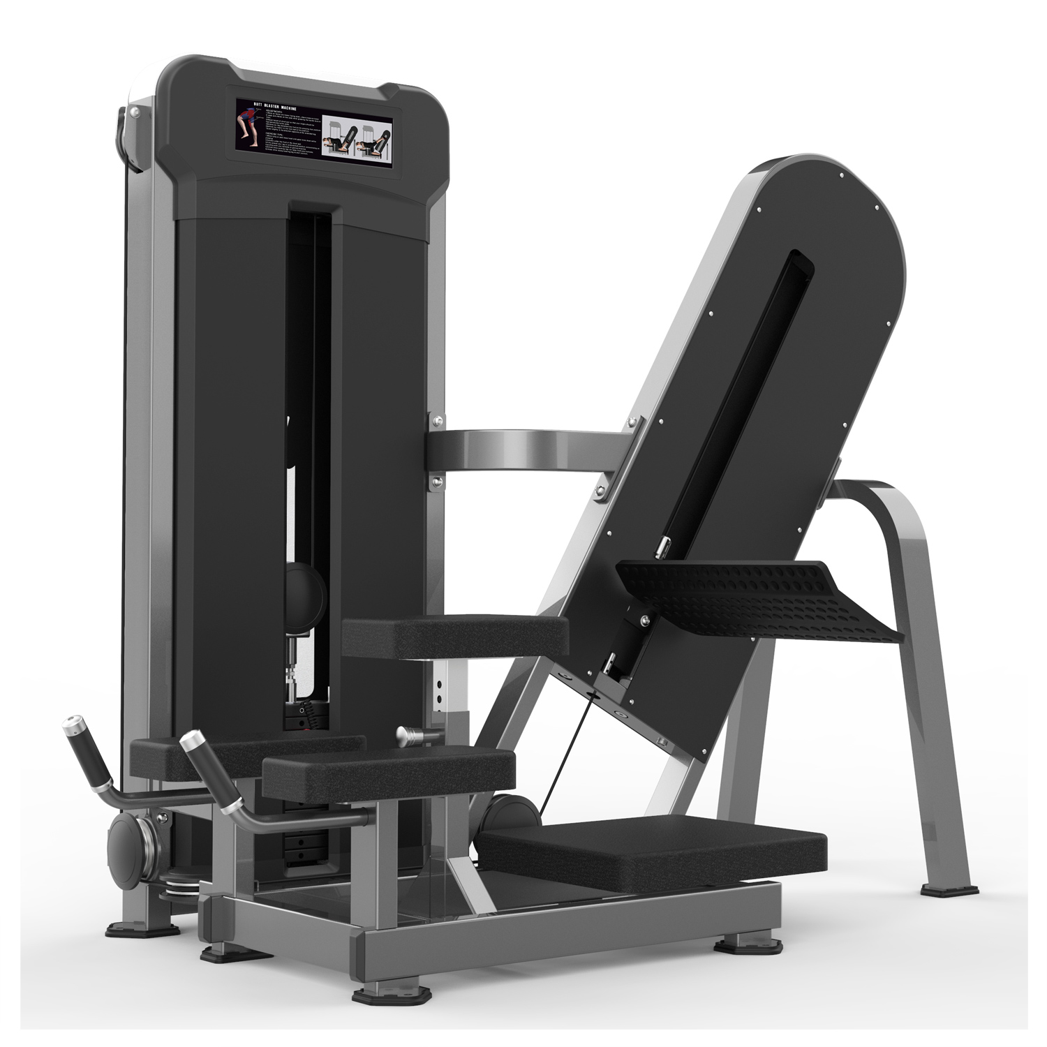 M2-1023 Seated Leg Curl